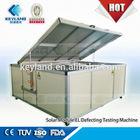 Infrared camera 16 megapixels 8.3megapixels solar panel manufacturing equipment for test with 2000*1100mm effective test area