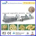 Soja texturizado línea de procesamiento de / proteína de soja con textura de línea de producción / con textura de soja carne machienry