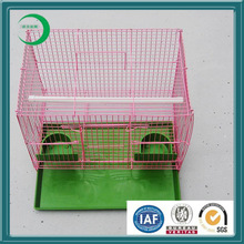 Colored pet house bird wire mesh cages