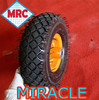 China factory high quality pneumatic 10 inch rubber wheel 4.10/3.50-4