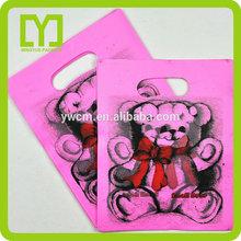 Yiwu China custom printed cheap retail shopping bags