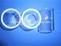 El condensador del refrigerador corto el uso de vidrio de cuarzo tubo de diámetro. 260mm y dia. 280mm