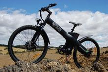 Sport electric bike with 250W brushless gear hub motor,electric dirt bike