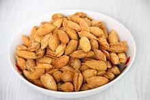 Chinese delicious Almonds compared to California Almonds