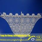 factory wholesale cheap collar embroidery motif for wedding dress, flower girl dress