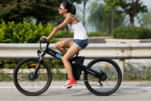 Sport electric bike with 250W brushless gear hub motor,fast electric dirt bikes