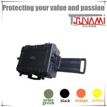 New product!! Model 544025 crushproof plastic heavy duty money transport cases