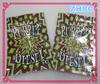 Plastic Spice Potpourri Bag with ziplock