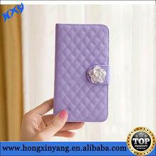 for Samsung note2 note3 trend plus wallet leather case