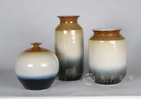 New design ceramic flower pot, flower pots wholesale home decoration