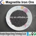 I migliori prezzi magnetite minerale di ferro filtro media/magnetite in polvere