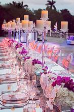 Crystal candelabra wedding centre pieces MH-1617