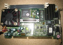 PEAK 555 SBC industrial control mother board