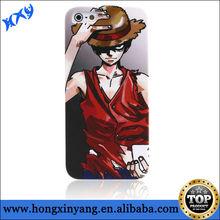 for iphone 4 4s 5 cartoon hard plastic phone case