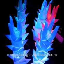 De colores gigante llevó la decoración de bambú para la noche de la decoración del club