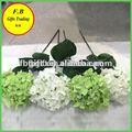 Alta artificial de seda artificial grande tronco único hortênsia arranjo de flores( fb- f1544)