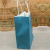 factory price embossing shopping paper bag