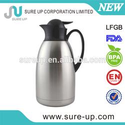Decorative instant cold termo vacuum jug coffee pot