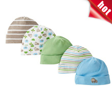 plain cotton polyester red hats baby summer hats kids summer caps animal kids hat