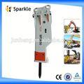 Martillo rompedor hidráulico partes exportadores/jack martillo para excavadora