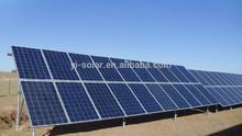 PV Solar panel 215W 220W 250W 300W poly solar module CEC IEC TUV solar power system