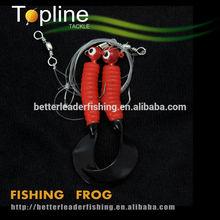 fish skin sabiki fishing lures/ fishing bait