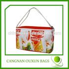 custom high quality pvc wine cooler bag