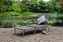 Good Design Outdoor Rattan Chaise Lounge HB51.9126