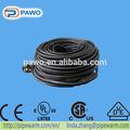 De alta calidad decorativa eléctrica cable/cable canal de cable de fábrica/fusión de la nieve de cable