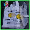 Yiwu wholesale custom hdpe t-shirt plastic shopping bag