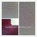 bolsas de yute marroquíes de la vanidad de cuero de tela