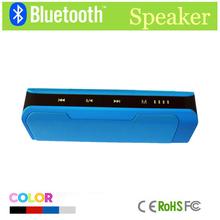 Good Quality Compatible Micro SD/TF Mini Bluetooth Wirelress Speaker power bank speaker