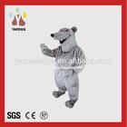 Custom Costume / Mascot Costume Fuleco / Mascot Costume Mouse