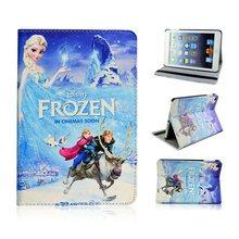 Frozen Camouflage pattern case for iPad mini,