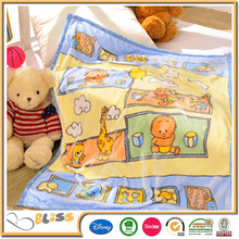 SEDEX BSCI DISNEY Factory High Quality Free Sample Available Cashmere Baby Blanket