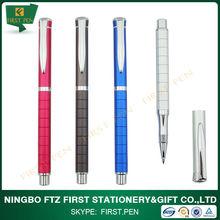 2014 Promotional Metal roller tip pen
