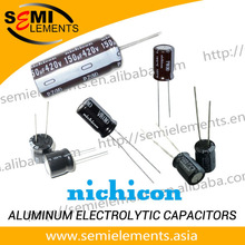 150uf 100v low voltage capacitor bank aluminum electrolytic capacitor for Nichicon 16*15