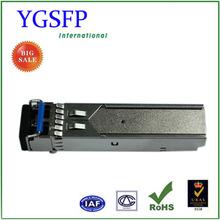RoHS Certificate 1550nm 120km 1.25Gb/s SFP Module Duplex LC SFP Case .