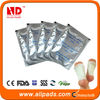 High quality KINOKI detox foot patch,natural ingredients,herb extract,CEapproval,real factory