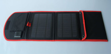 14W Mobile Solar Charger Pack, Solar panel charger, Portable solar panel charger