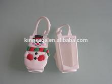 hand sanitizer silicone bottle holder,hand sanitizer gel bottle holder, 30ml silicone perfume bottle cover