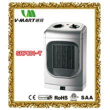 V-mart heater fan SRP601-T with CE GS ETL SAA RoHS certificate