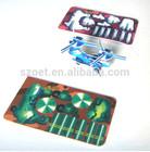 animals plastic 3d puzzles,plastic jigsaw puzzle