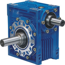 Gear reduction & shaft without flange gearbox