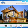 Luxury combined light steel prefabricated villa