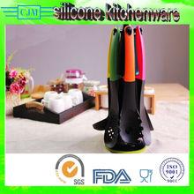 FDA/LFGB smart silicone kitchen tools
