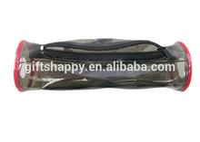 Promotion gift vinyl zipper pen pouch