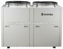 Low temperture 10KW--80KW EVI heat pump CE, RoHS ceitificate EVI heat pump