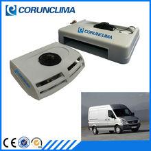 C150TB air cooling system china new 2 ton refrigerated box van