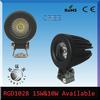 9-32v newest car light led 12v 10w RGD1028 6500k 10w led work light for suv atv